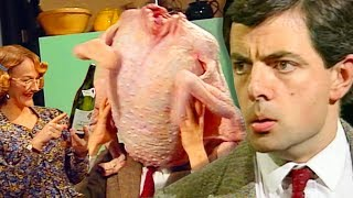 Bean THANKSGIVING | Mr Bean Full Episodes | Mr Bean Official
