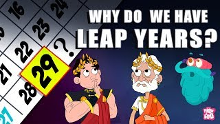 Why Do We Have LEAP YEARS? | What Is A LEAP YEAR? | The Dr Binocs Show | Peekaboo Kidz