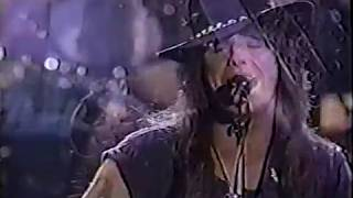 Richie Sambora - Wanted Dead Or A  The Arsenio Hall 1991