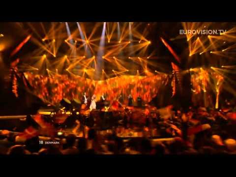 La Danimarca vince Eurovision 2013