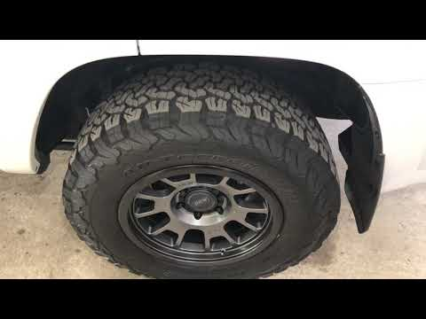 Best Wheels For Toyota 4Runner?