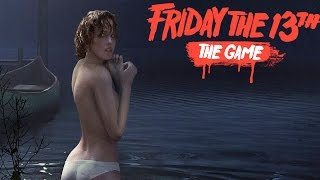 Friday the 13th: The Game video