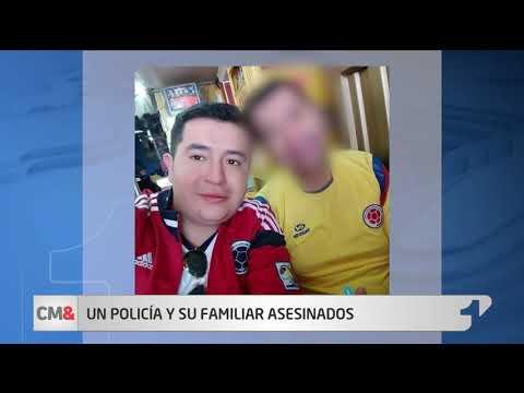 Asesinan a un policia y su tio en el barrio Primavera de Puente Aranda