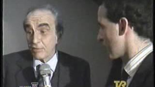 Roma-Inter 4-3(anni '80):il dopogara con Prisco e Stinchelli