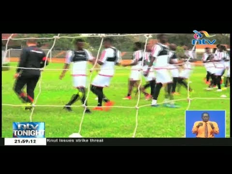 Harambee Stars head coach to name the squad to represent Kenya