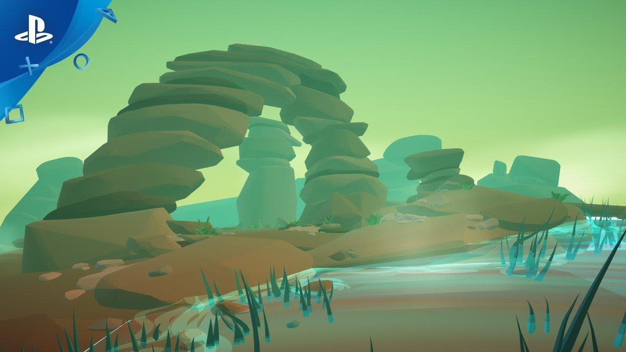 Desata tu Creatividad en Tilt Brush que se Lanza Hoy en PS VR