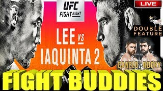 🔴 UFC Kevin Lee vs Al Iaquinta 2 + CANELO ALVAREZ vs ROCKY FIELDING LIVE Fight Reaction