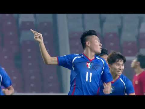 Indonesia 3-1 Chinese Taipei (AFC U19 Indonesia 2018 : Group Stage)