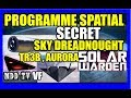 UFO / OVNI SOLAR WARDEN PROGRAMME SPATIAL SECRET SKY DREADNOUGHT , TR3B ...