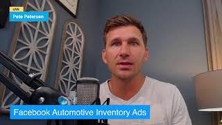 Automotive Inventory Ads (AIA) Setup