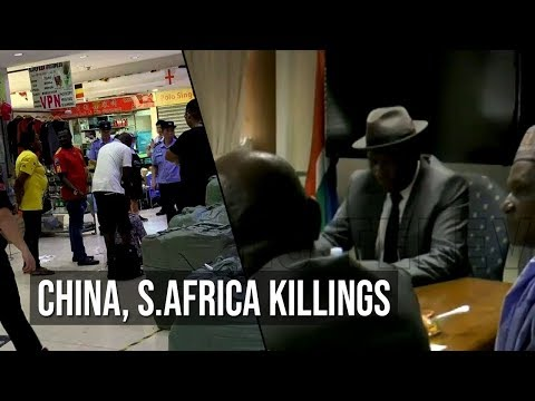 Nigerian Diplomats Meet With SA Police As Pastor Is Killed In China