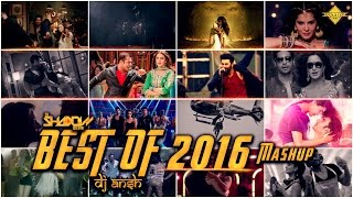 Best of 2016 Mashup | DJ Shadow Dubai & DJ Ansh | Full Video