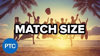 Match Image Size in Photoshop - Two Powerful Techniques That You (Probably) Don't Know