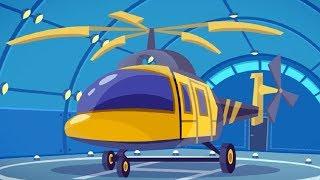Фиксики -  О вертолёте / Fixiki