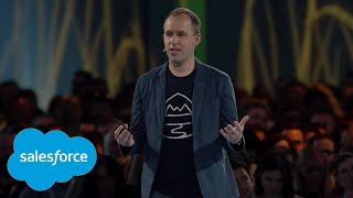 TrailheaDX '18 Opening Keynote - Part 2: Salesforce Platform