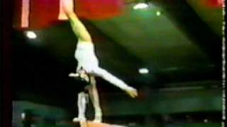 European Beam Champions: 1967-2009 Gymnastics Montage