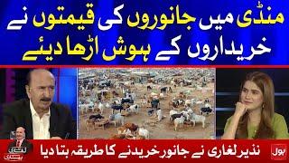 Eid ul Adha Animal Prices High   Ek Leghari Sab Pe Bhari