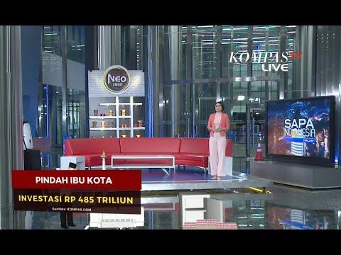 """Ibu Kota """"Angkat Kaki"""" ke Kalimantan Timur?"""