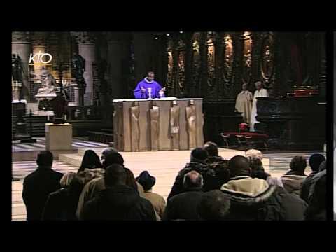 Messe du 6 mars 2015