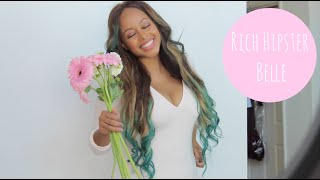 Chrisette Michele Presents: Rich Hipster Belle | Curvy Clothing Line