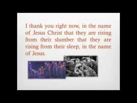 Extremely Powerful Spiritual Warfare Prayer - смотреть онлайн на Hah