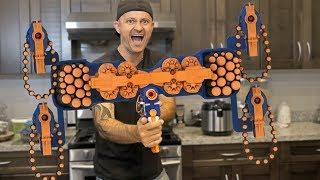 NERF GUN WAR 9 | NERF CLONE BATTLE