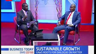 Business Today Discussion: Sustainable growth Ex Director East Africa Wildlife Society-Julius Kamau