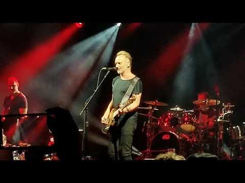 Download Sting Shape Of My Heart Live In Tallinn June 12 2019 Video