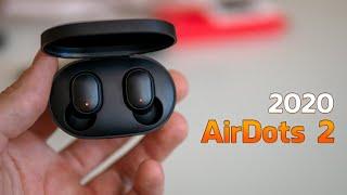 Xiaomi Redmi AirDots 2 Version 2020: Was taugen die 20 Euro Bluetooth Kopfhörer? (Deutsch)