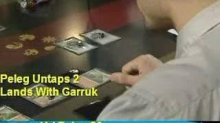 2007 Worlds Finals: Uri Peleg vs. Patrick Chapin, Game 1