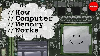 How computer memory works – Kanawat Senanan