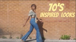 70s inspired looks | The get down | Birabelle