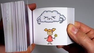 Grumpy Cloud FLIPBOOK