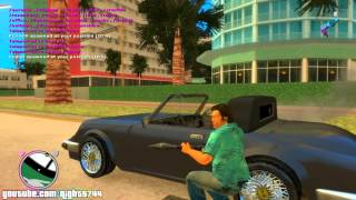 Gta Vice City Multiplayer - Gameplay egy szerveren (HUN) - Most