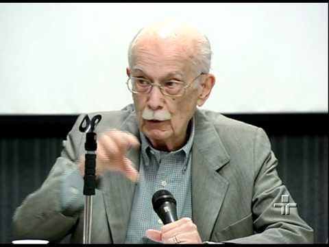 Depoimento de Antonio Candido no Simpósio Graciliano Ramos - 75 anos do livro Angústia