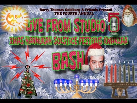 Barry Thomas Goldberg Fourth Annual Holiday Bash