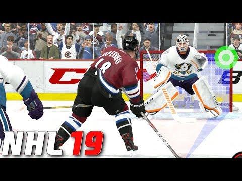 BREAKAWAY SHOT - NHL 19 - Be A Pro ep. 31