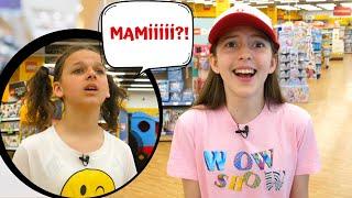 Typy dětí na nákupech v Bambuli /WowShow
