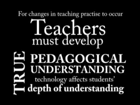 Teacher Technology Change: Article Overview