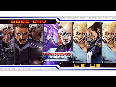 Steam Community The King Of Fighters 2002 Unlimited Match