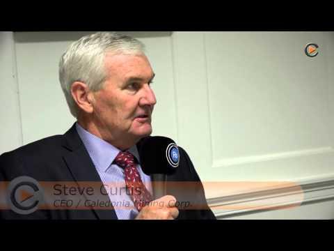 update interview mit Steven Curtis, CEO Caledonia Mining zum ordentlichen Jahr 2015 und guter Ausblick 2016