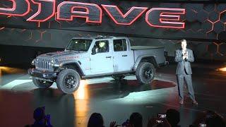 Jeep® Gladiator Mojave Reveal | Full Program