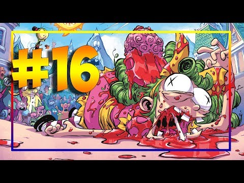☠Я НЕНАВИЖУ СТРАНУ СКАЗОК☠часть 16 ★комикс ★I Hate Fairyland.  (dub comics). part 16