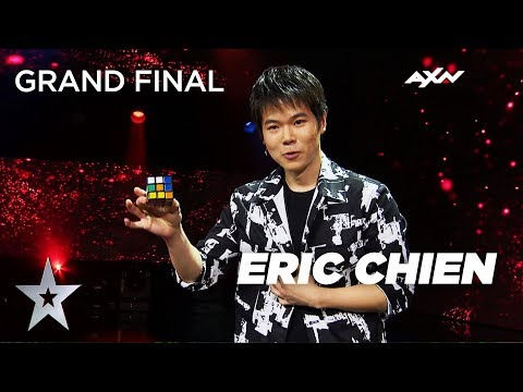 Eric Chien (Taiwan) Grand Final - VOTING CLOSED | Asia's Got Talent 2019 on AXN Asia (видео)