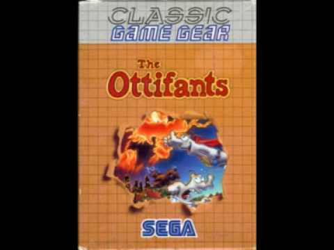 Sega Game Tracks - The Ottifants - Boss Theme