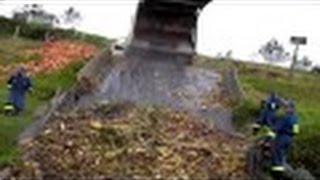 Proceso para Fabricación de Abono Orgánico en una Granja - Compost - TvAgro por Juan Gonzalo Angel