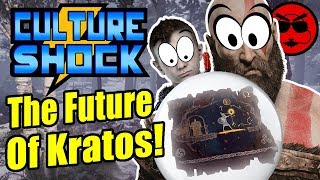 God of War's Future Uncovered in Culture! - Culture Shock - dooclip.me