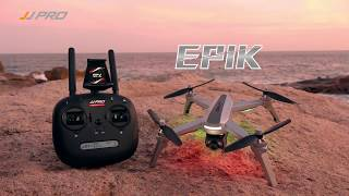 JJPRO X5 FOLLOW ME BRUSHLESS DRONE WITH GPS AND 5G-WIFI FPV