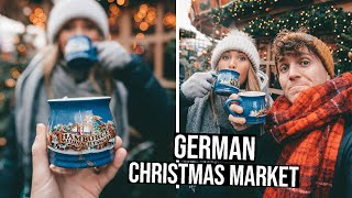 Our First German Christmas Market Experience | Hamburg & Amsterdam Christmas Cruise