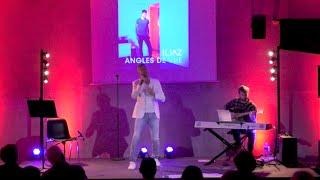ILIAZ - Tous des anges (Zazie) / live show case Zénith de Rouen
